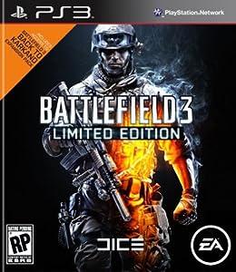 Battlefield 3 Limited Edition [Playstation 3]