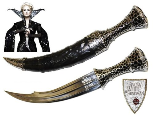 Snow White & The Huntsman Queen Ravenna'S Dagger