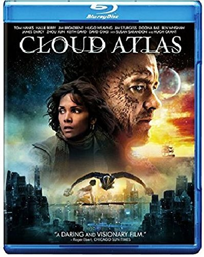 Blu-ray : Cloud Atlas (Ultraviolet Digital Copy, , Dolby, AC-3)