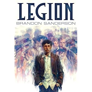 Legion - Brandon Sanderson