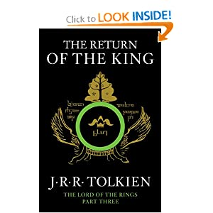 The Return of the King: Being the Third Part of the Lord of the Rings by J. R. R. Tolkien