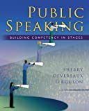 Public Speaking: Building Competency in Stages (0195187776) by Ferguson, Sherry Devereaux