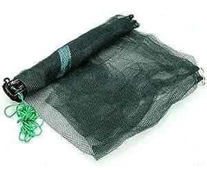 Chariot trading small mesh fishing net size for Amazon fishing net