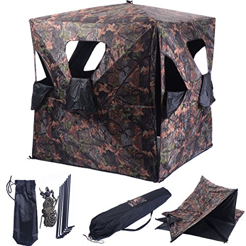 ground-weather-proof-mesh-window-hunting-blind-portable-for-hunter