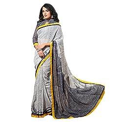 Resham Fabrics Multicolor Cotton Silk Saree