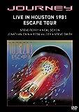 Journey: Live in Houston - The Escape Tour (1981)