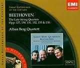 Beethoven : Les derniers quatuors � cordes