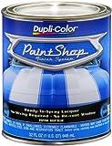 Dupli-Color (BSP204-2 PK) 'Paint Shop' Deep Blue (Metallic) Finish System Base Coat - 1 Quart, (Case of 2)