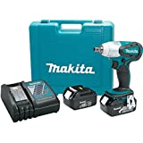Makita XWT05 18V LXT 1/2-Inch Impact Wrench Kit