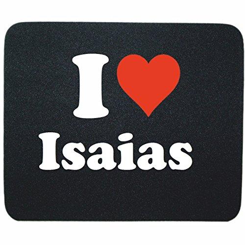 exclusif-idee-cadeau-tapis-de-souris-i-love-isaias-en-noir-un-excellent-cadeau-vient-du-coeur-anti-d