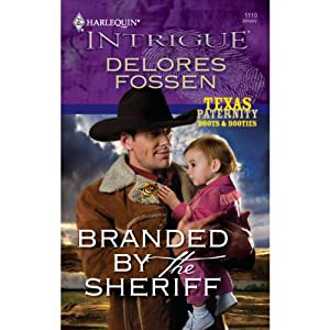 Branded by the Sheriff | [Delores Fossen]