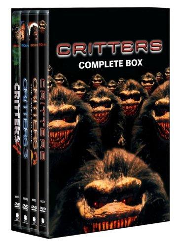 クリッター コンプリート BOX [DVD]
