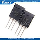 HATOLY 10pcs 5PCS 2SA1302 + 5PCS 2SC3281 TO-3P A1302 C3281 TO3P New Original Hot Sale