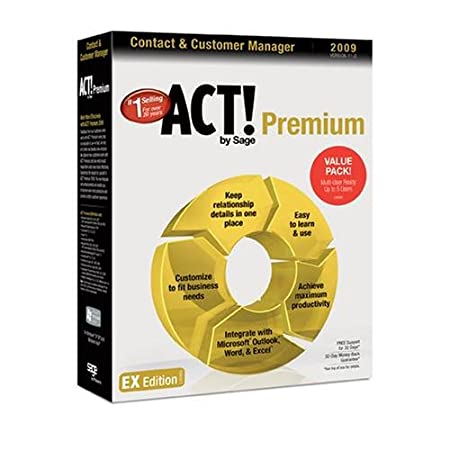 ACT BY SAGE PREMIUM 2009 11.0