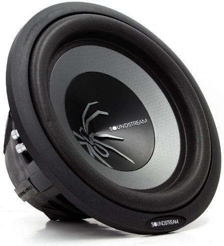 "Rxw-12 - Soundstream 12"" Dual 2 Ohm Subwoofer"