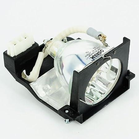 haiwo LT40LP de haute qualité Ampoule de projecteur de remplacement compatible avec boîtier pour lt140/LT84.