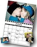 Personalized Photo Calendar 12 Photo Calendar