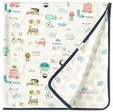 Magnificent Baby Baby-Boys Newborn Reversible Blanket