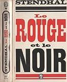 Image of Le Rouge et le Noir: Chronique du XIXe Siècle