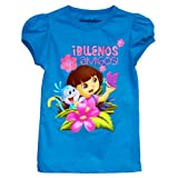 Dora The Explorer: Buenos Amigos Tee - Toddler