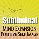 Subliminal Mind Expansion: Powerfully Positive Self Image and Attitude with Meditation, Binaural Solfeggio Harmonics & Affirmations  by Subliminal Hypnosis