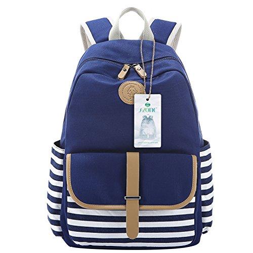 s-zone-mochila-bolsa-de-hombro-bolso-de-lona-mochila-de-lunares-trendy-moda-modismo-para-chichas-via
