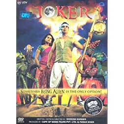 Joker (Bollywood DVD with English Subtitles)
