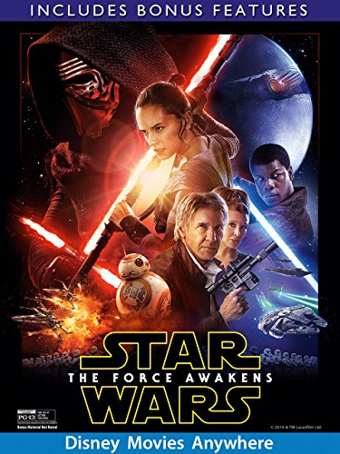 Pre-Order The Force Awakens, Watch It April 1