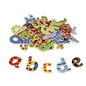 Tidlo Magnetic Alphabets Lower Case