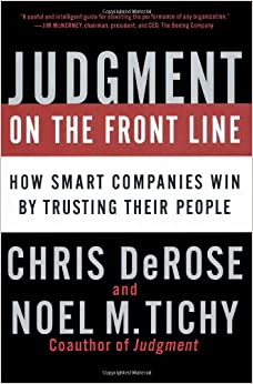 Smart companies win by trusting their people hardcover october 11