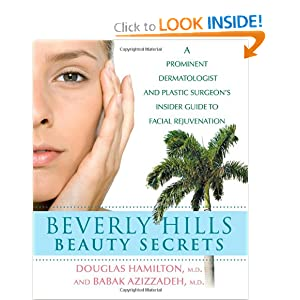 Cheek augmentation: Beverly Hills beauty secrets: A prominent dermatologist and plastic surgeons insider guide to facial rejuvenation by Douglas Hamilton and Babak Azizzadeh