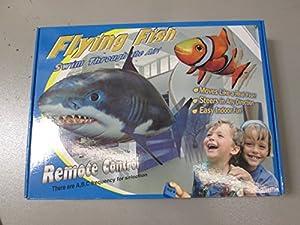 Air Swimmer エアースイマー(クラウンフィッシュ) 魚が空を飛ぶ!?新体験 魚型ラジコン