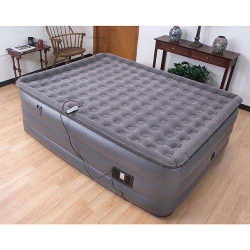 Air Cloud Raised Pillowtop Queen Size Air Bed Air Cloud