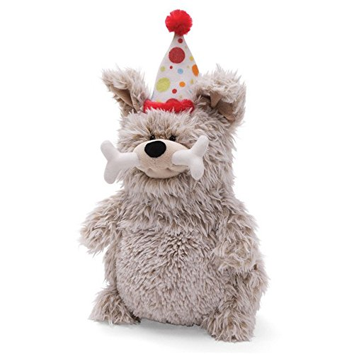 "Gund Party Dog 14"" Plush"