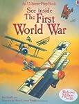 See Inside First World War (Usborne S...
