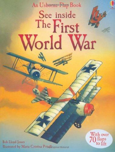 See Inside First World War (Usborne See Inside)