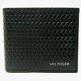 [トミーヒルフィガー] TOMMY HILFIGER 二つ折り財布 メンズ ALBERT 31TL13X058/001 ブラック
