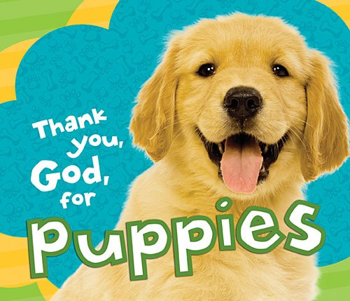 Thank You Puppies Thomas Nelson