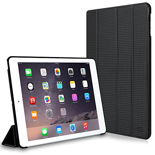 iPad Mini 3 Case, CaseCrown Omni Case (Carbon Fiber Black) for Apple iPad Mini 3 (Ipad Mini 3 Carbon Fiber Case compare prices)