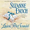 London's Perfect Scoundrel: Lessons in Love, Book 2 (       UNABRIDGED) by Suzanne Enoch Narrated by Tavia Gilbert