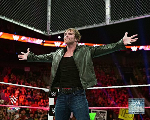 Dean Ambrose 2014 WWE Action Photo (Size: 11