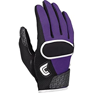Buy Cutters C-TACK Youth Football Receiver Gloves by Cutters