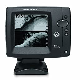 Humminbird 4089701  571 HD DI Portable Down Imaging and DualBeam Fishfinder with Soft Portable Case