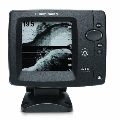 Humminbird 4089601  571 HD DI Down Imaging and DualBeam Fishfinder