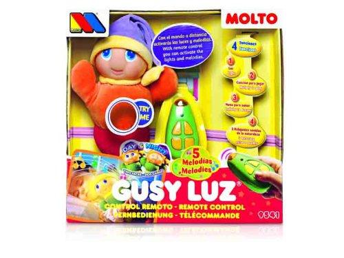 Gusy Luz - Peluche Interactivo