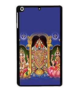 printtech Lord God Hindu Back Case Cover for Apple iPad Mini 3