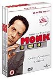 echange, troc Monk - Season 8 [Import anglais]