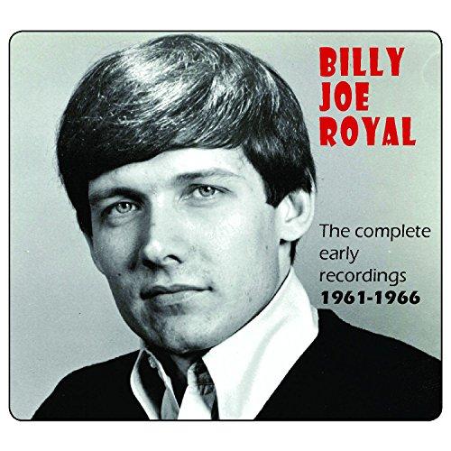 Billy Joe Royal - Complete Early Recordings 1961-1966 - Zortam Music