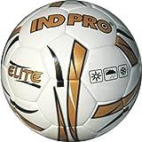Indpro Unisex Elite Football 5 Black Gold