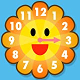 時計が読める! こども時計 - 知育アプリで遊ぼう 子ども・幼児向け無料アプリ
